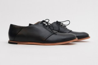 Opening Ceremony M9 Leather Oxford