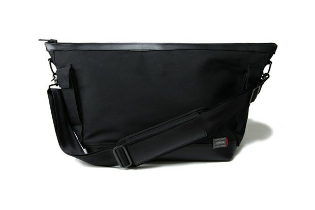 Porter Leather Messenger Bag - Levi's Store Exclusive