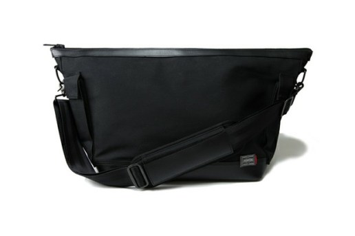 Porter Leather Messenger Bag - Levi's Store Exclusive