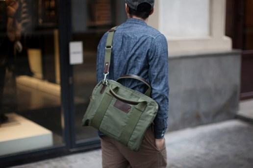 property of… Charlie Work Bag