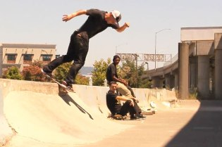 Real Skateboards: Under the Bridge