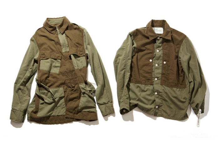 ".......Research 2011 Spring/Summer ""Warfield Wear"" Collection"