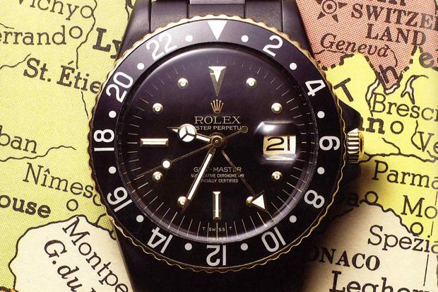 Rolex BLACK LTD Edition