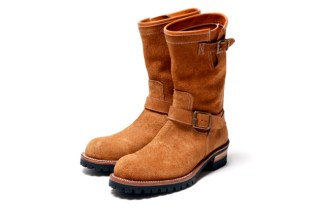 Rolling dub trio Engineer Boots