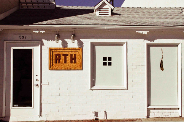 RTH Los Angeles Store Opening