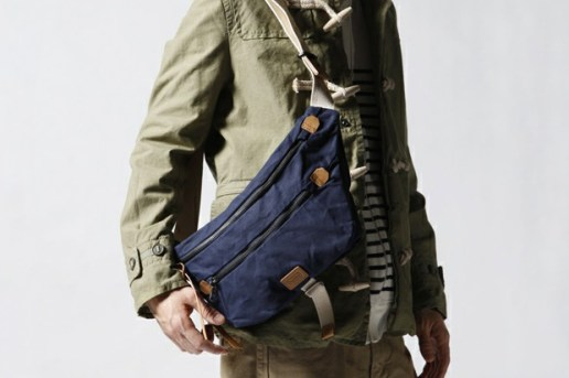 Sandinista x hobo Parraffin Waist Shoulder Bag