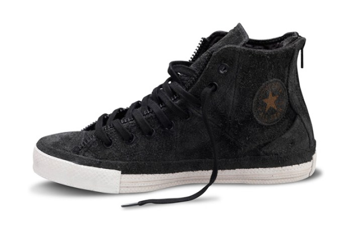 Schott NYC x Converse Chuck Taylor All Star Leather Jacket