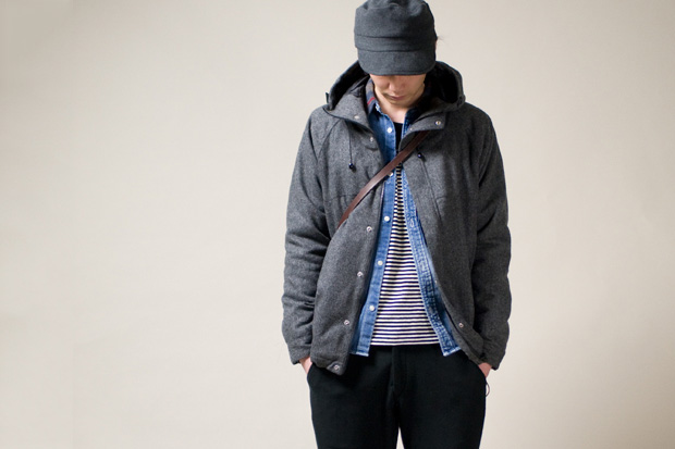 SEEth x ANOUTCOMMUNE Outerwear Collection