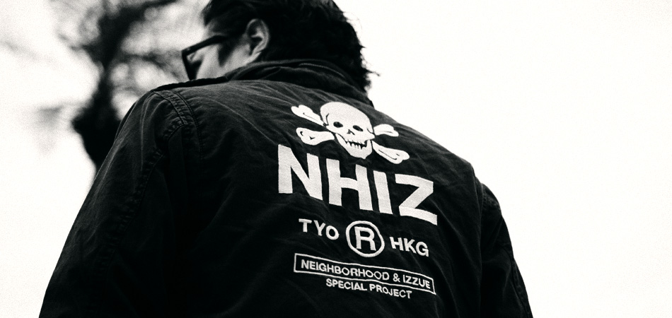 Shinsuke Takizawa: The Inspirations of a NEIGHBORHOOD