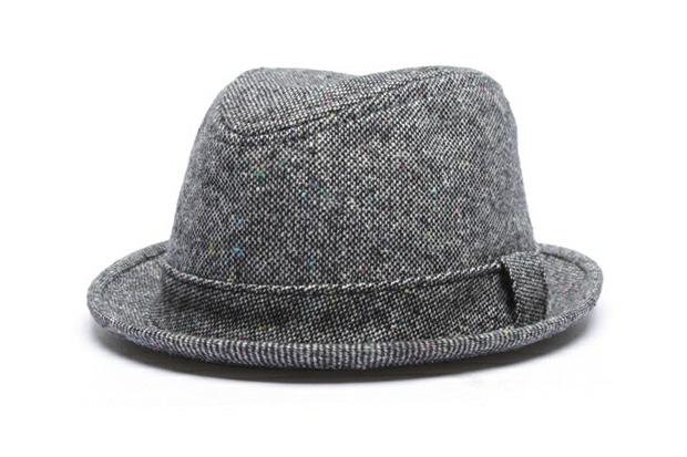 SHIPS JET BLUE Tweed Hat