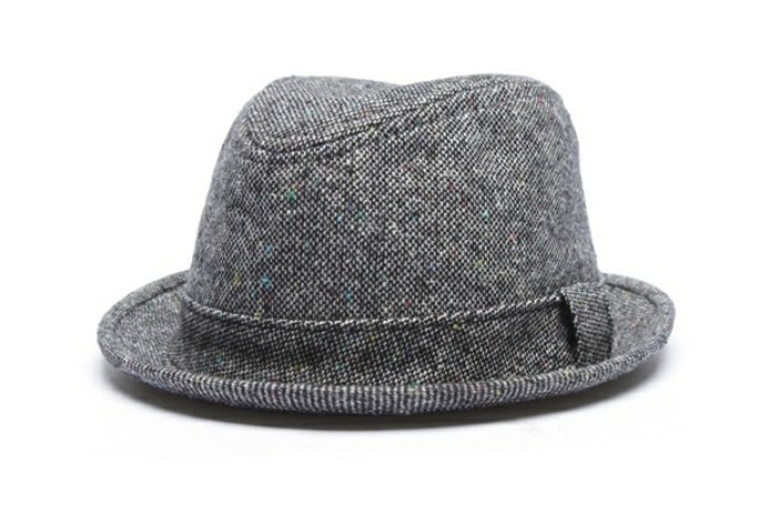 SHIPS JET BLUE Tweed Hat