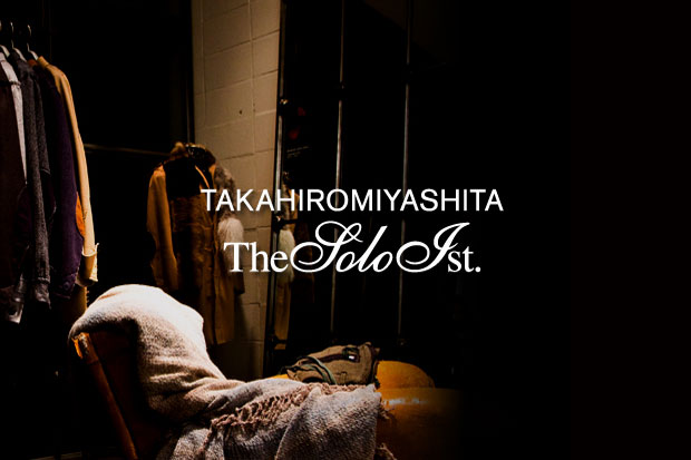 TAKAHIROMIYASHITA TheSololst. 2010 Winter Collection