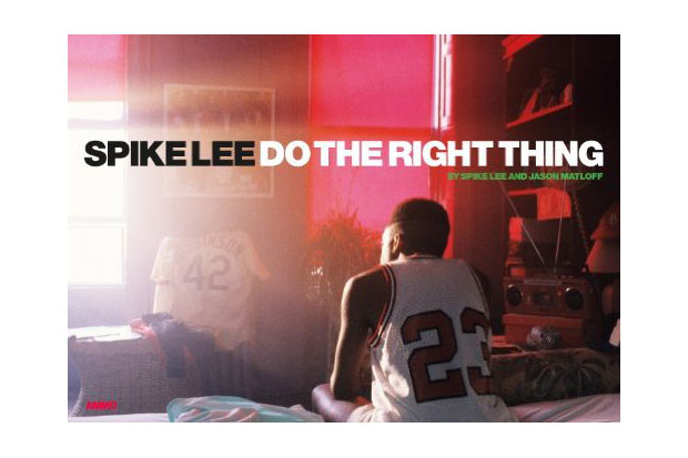 Spike Lee: Do the Right Thing Book
