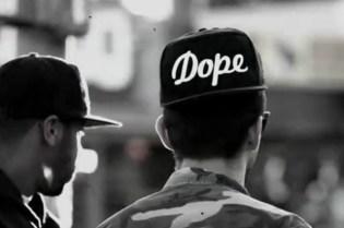 """Stampd' x Ampal Creative """"Dope"""" Cap"""