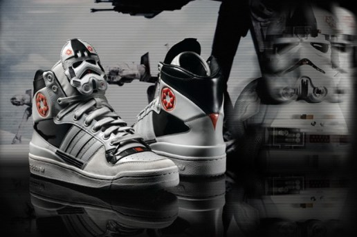 Star Wars x adidas Originals 2011 Spring/Summer Footwear Preview
