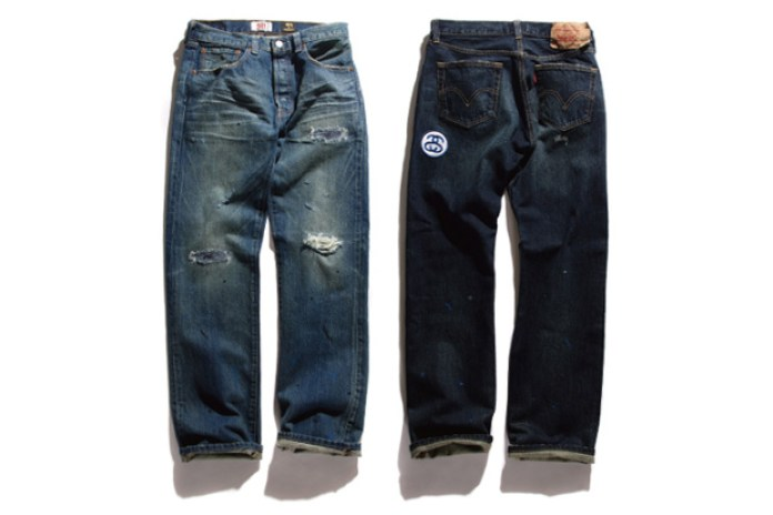 "Stussy x Levi's 501® ""Retrospective"" Denim Collection"