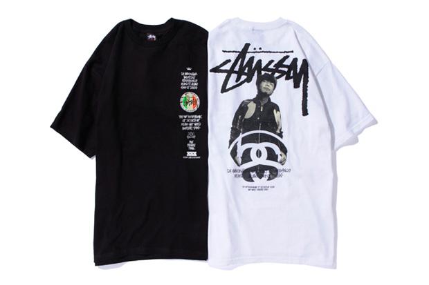 "MURO x Stussy ""Da Originator – Sampling Renaissance"" T-Shirt"