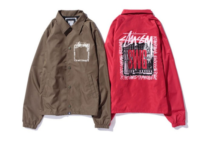 Swagger x Stussy Collection
