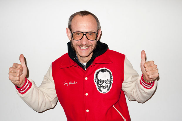 Terry Richardson Varsity Jacket
