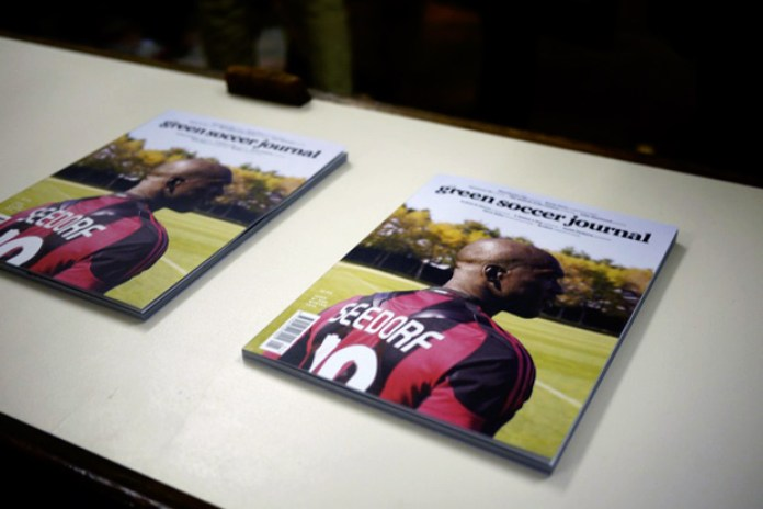 The Green Soccer Journal Launch Party Recap