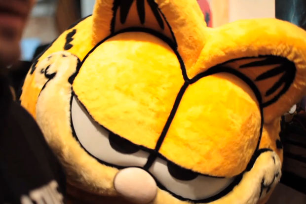 The Hundreds x Garfield Art Show Video