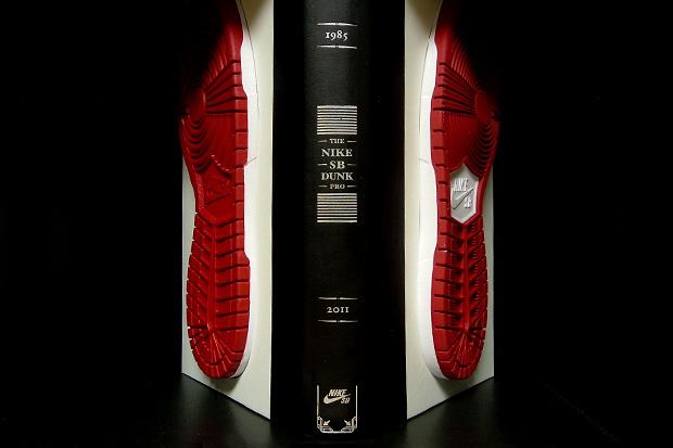 The Nike SB Dunk Pro 1985-2011 Book