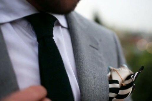 Thomas Riley Sartorial Suit Etiquette