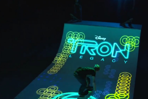 TRON: Legacy Premiere - A Light Session