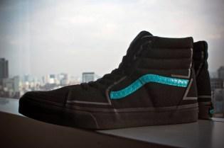 TRON: Legacy x Vans Sk8-Hi
