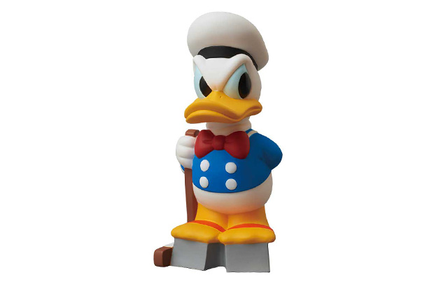 UNDFTD x MEDICOM TOY x Disney Donald Duck Figure