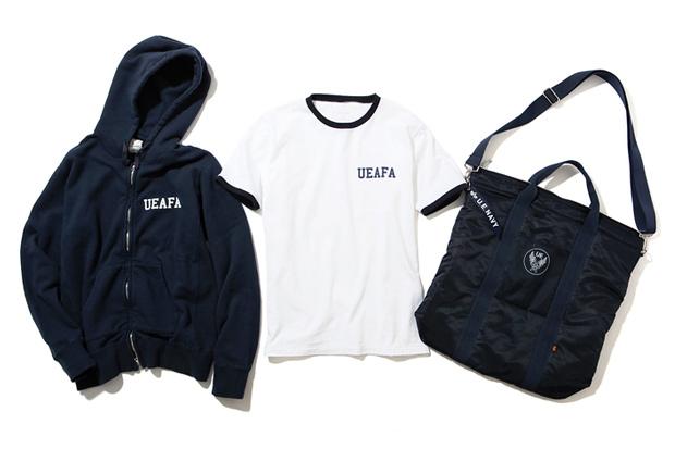 "uniform experiment ""UEAFA"" Collection"