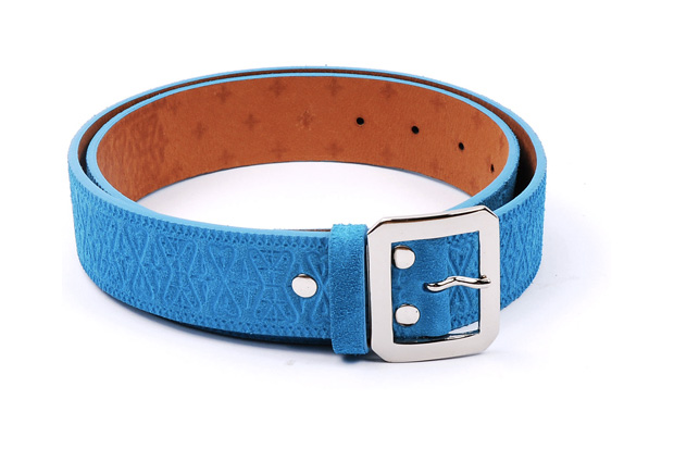 UnRivaled B.P. Suede Belt