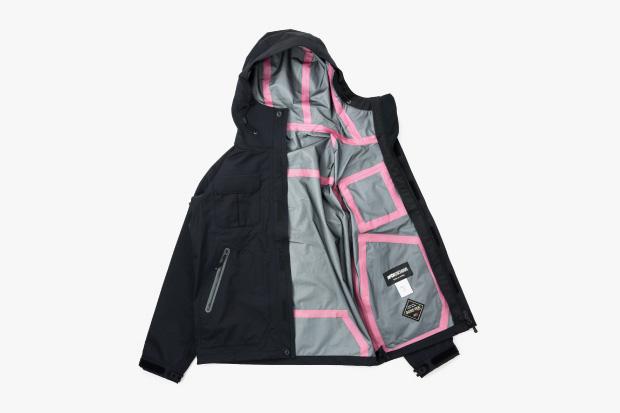 Untold x AFDIcegear GORE-TEX Mountain Jacket
