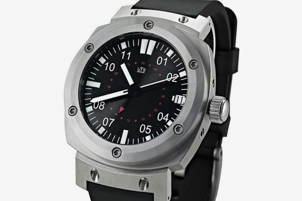 UTS Adventure GMT Watch