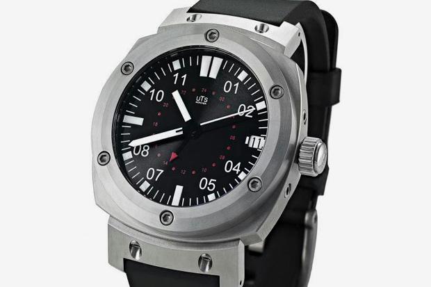UTS Adventure GMT Watch