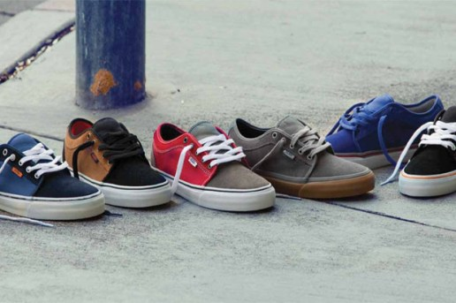 Vans Core 2011 Spring Chukka Low