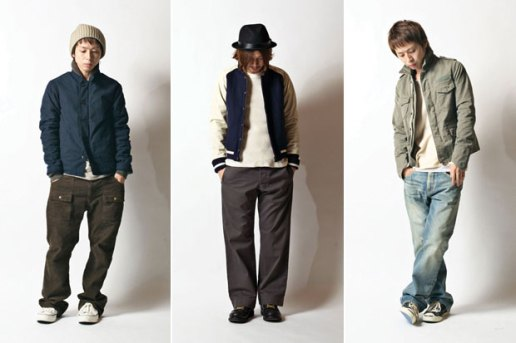 VICTIM 2010 Fall/Winter Lookbook