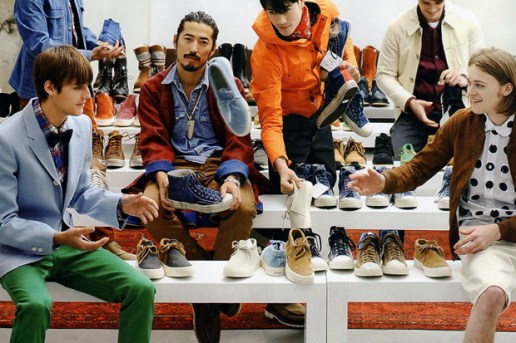 visvim 2011 Spring/Summer Preview