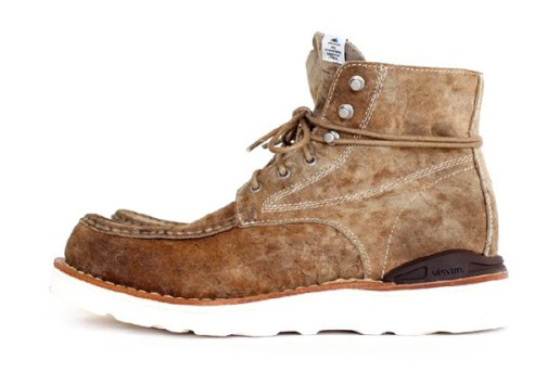 visvim VIRGIL MOC TOE-FOLK F.I.L. EXCLUSIVE