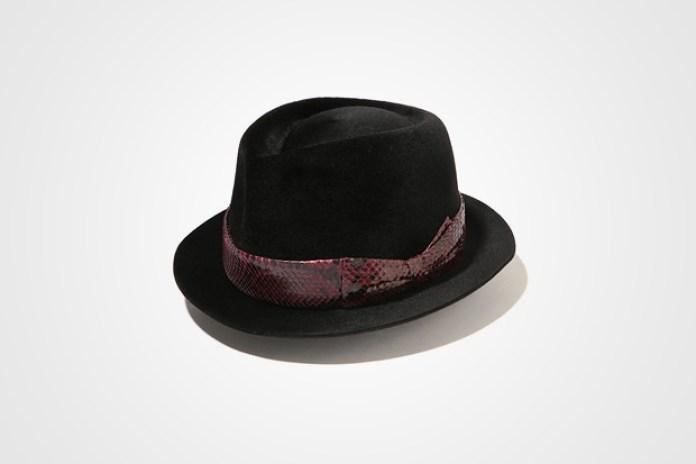 WACKO MARIA x Blackflag Python Hat