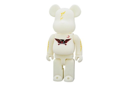 whiz x MEDICOM TOY 10th Anniversary Bearbrick