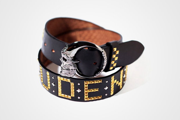 WOLF'S HEAD x WTAPS x HOOK Belt