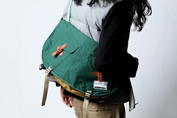 WOM Mig Spec Messenger Bag