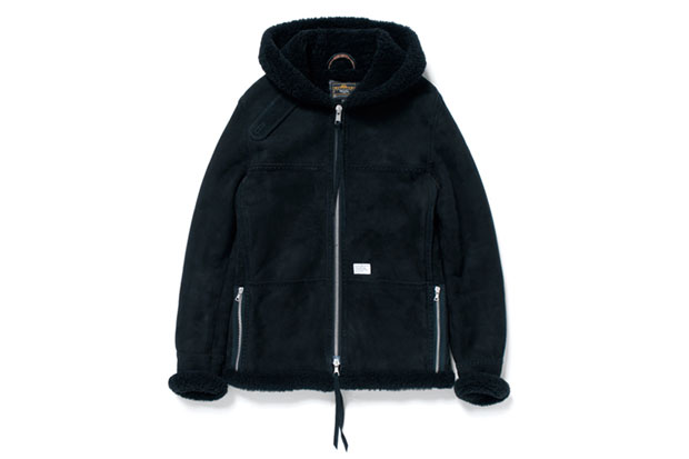WTAPS Eskimo Sheep Skin Jacket