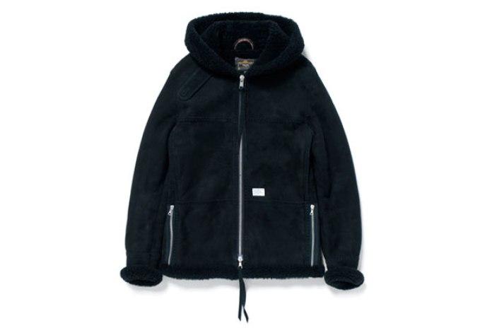 WTAPS Eskimo Sheep Skin Jacket