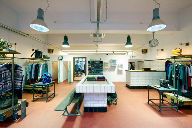 YMC London Store Opening