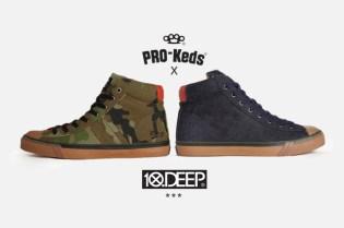 10.Deep x PRO-Keds Veteran Pack