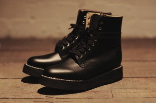 5cm x George Cox Creeper Boot