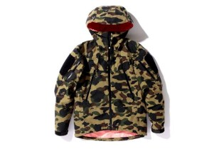 A Bathing Ape 1st Camo GORE-TEX Jacket