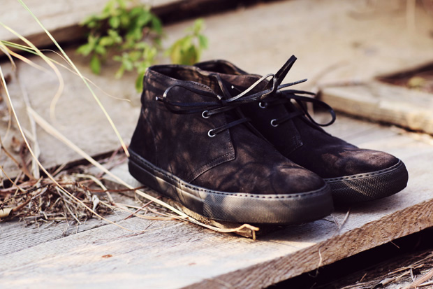 A.P.C. Chukka Boot